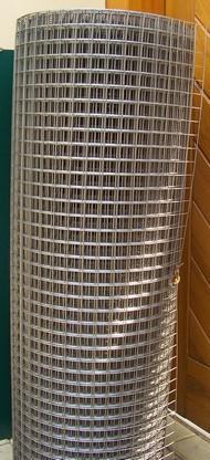 Pletivo na voliéry svařované Zn oko 10x10 mm, drát 0,8mm