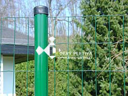 Svařované pletivo Europlast 200 cm 2,2 mm, 25m, 100 x 50 mm