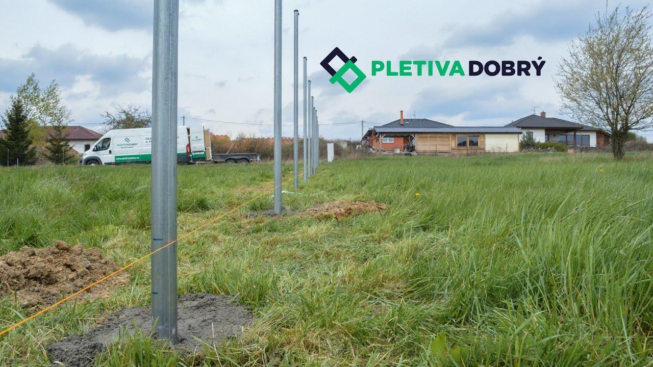 Stavba plotu povolení 2018